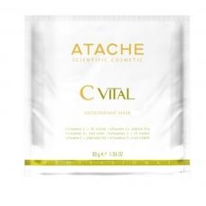 Antioxidant Mask Vitamin C + Green Tea. Антиоксидантная Маска.