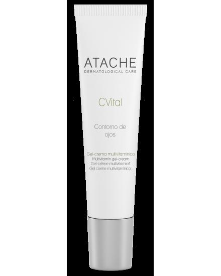 Multivitamin A+C Eye Contour Cream. Мультивитаминный крем для глаз с витамином А+С.