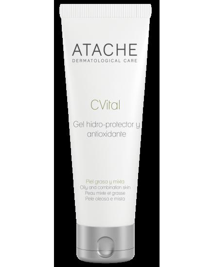 Gel Oily & Combination Skin. Крем-гель для жирной и комбинированной кожи. 24ч.