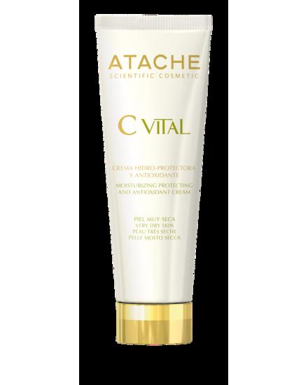 C Vital Cream Very Dry Skin. Крем Гидрозащитный для сухой и очень сухой кожи лица/шеи. 24ч.