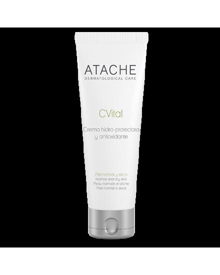 Крем гидрозащитный для нормальной и комбинированной кожи. 24 ч.